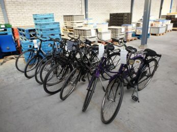 Share2day doneert fietsen